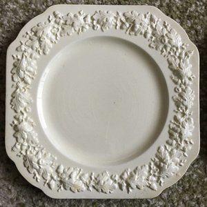 Pair Trentham Crescent George Jones England Plates